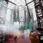大家期待! 台北大巨蛋上樑 2016完工